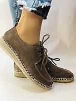 24pfm. Жіночі туфлі - натуральний замш. Розмір 36.38 Vellena, фото 10