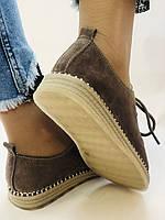 24pfm. Жіночі туфлі - натуральний замш. Розмір 36.38 Vellena, фото 8