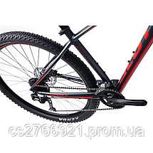 Велосипед ASPECT 740 серо/красный (CN) 20 SCOTT, фото 3