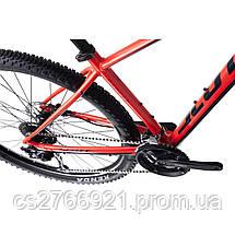 Велосипед ASPECT 750 красно/чёрный (CN) 20 SCOTT, фото 3