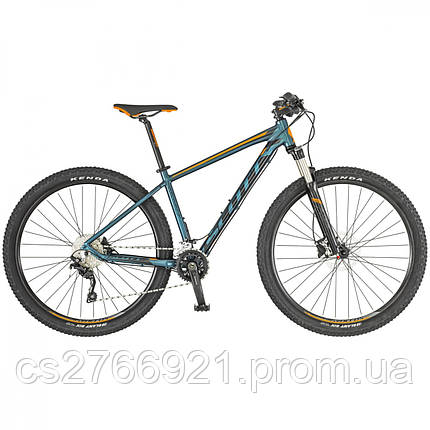 Велосипед SCOTT Aspect 920 зелёно/оранжевый (CN) 19, фото 2