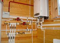 Просчет системы отопления частного дома. Киев и Киевская область