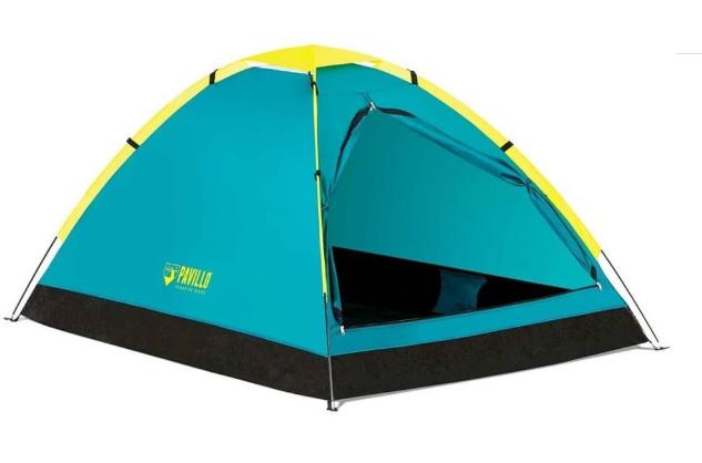 Кемпинговая Двухместная туристическая палатка Pavillo Bestway 68084 «Cool Ground 2»