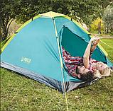 Кемпинговая Двухместная туристическая палатка Pavillo Bestway 68084 «Cool Ground 2», фото 2
