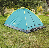 Кемпинговая Двухместная туристическая палатка Pavillo Bestway 68084 «Cool Ground 2», фото 7