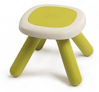 Стульчик без спинки детский SMOBY TOYS, салатовый, 18мес.+, 880205