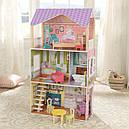 Ляльковий будинок з меблями Поппі Poppy KidKraft 65959, фото 2