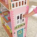 Ляльковий будинок з меблями Поппі Poppy KidKraft 65959, фото 4