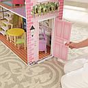 Ляльковий будинок з меблями Поппі Poppy KidKraft 65959, фото 5