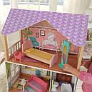 Ляльковий будинок з меблями Поппі Poppy KidKraft 65959, фото 7