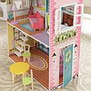 Ляльковий будинок з меблями Поппі Poppy KidKraft 65959, фото 8