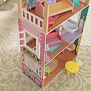 Ляльковий будинок з меблями Поппі Poppy KidKraft 65959, фото 9