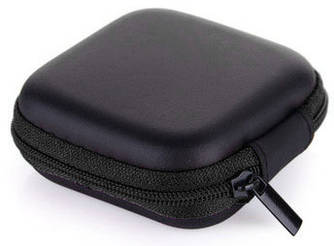 Кейс для Наушников Квадратный BlackColor Black