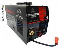⭐ Сварочный полуавтомат инверторный Сталь MULTI-MIG-305 PROFI (305А 220В, 6,5 кВт)