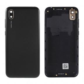 Задня кришка Huawei Y5 2019 (AMN-LX9, AMN-LX1, AMN-LX2, AMN-LX30) чорний, Modern Black