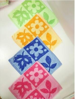 Полотенце-салфетка кухонное хлопок 35*35 см (от 12 шт), фото 2