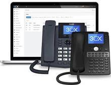 IP-АТС 3CX лицензия на 4 одновр. разговоров в редакции Pro на один год (3CX Pro)