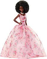 Барби Особый день рожденья 2019 афроамериканка