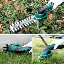 Садовый электроинструмент