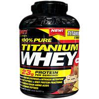 100% Pure Titanium Whey - 2,27 kg - SAN