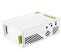 Мультимедийный портативный проектор UKC YG310 White