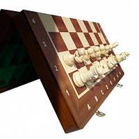 Шахматы Madon магнитные интарсия 35х35 см