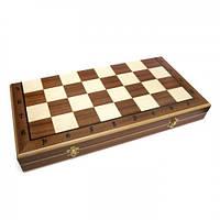 Шахматы Madon Турнирные №7 интарсия 49х49 см