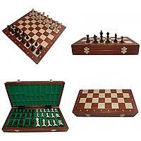 Шахматы Madon Турнирные №3 интарсия 35х35 см