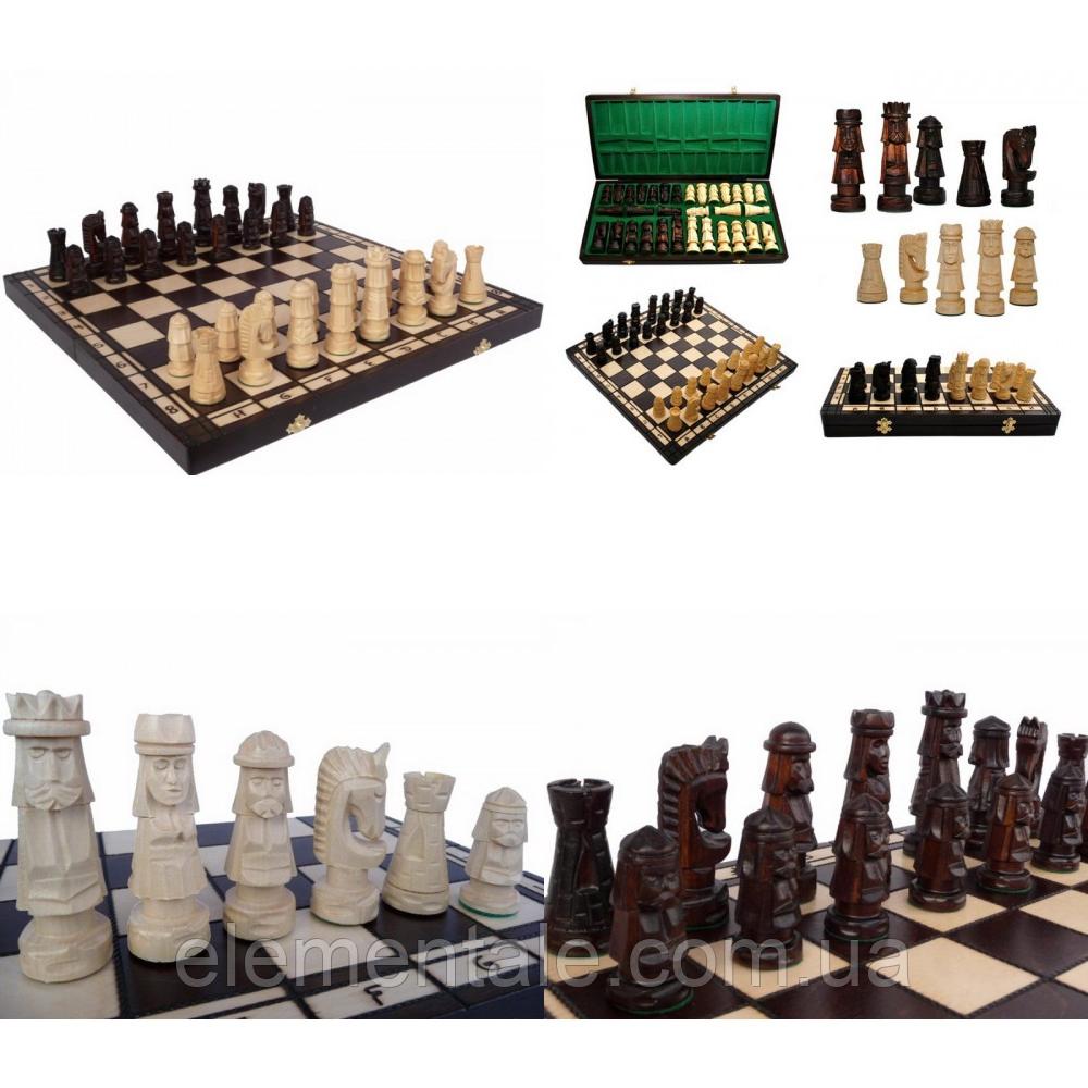 Шахматы Madon резные Гевонт 50х50 см