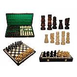 Шахматы Madon резные Гевонт 50х50 см, фото 2