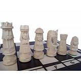 Шахматы Madon резные Гевонт 50х50 см, фото 3