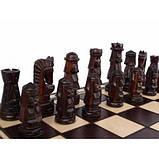 Шахматы Madon резные Гевонт 50х50 см, фото 4