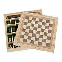 Настільна гра goki Шахи, шашки, млин 56953G