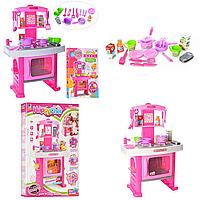Игровой набор Кухня Bambi 661-51 Розовый