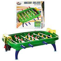 Настольная игра Let's Sport Футбол Делюкс 68201 Зеленый