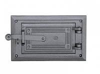 Чугунная дверца для зольников DPK1 175х 285