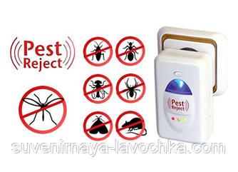 Универсальный отпругиватель pest reject (от грызунов, та55раканов, пауков, комаров)