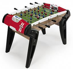 Полупрофессиональный футбольный стол N°1 Evolution , Smoby Toys , 120х89х84 см, 8+, 620302