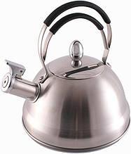 Чайник Fissman Bristol со свистком 2.3 л