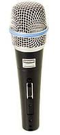 Микрофон проводной Beta 57A, черный