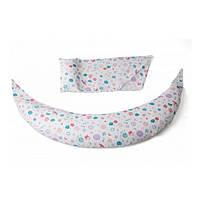 Подушка для вагітних і для годування Nuvita 10 в 1 DreamWizard Біла NV7100White