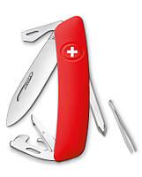 Швейцарский нож SWIZA D04 Красный