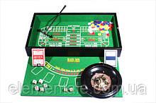 Набор Duke Рулетка мини покер с фишками