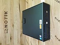 Настільний компьютер HP EliteDesk 800 G1 i7-4770/16Gb/240 SSD+2TB, фото 4