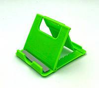Настольный держатель, подставка для телефонов DZ-902 Green