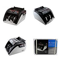 Машинка для счета денег c детектором Kronos Bill Counter UV MG 5800