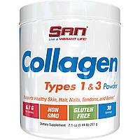 Collagen Types 1 & 3 Powder - 201g - SAN