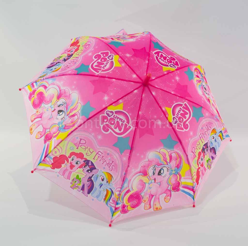 """Детский зонтик-трость """"My Little Pony"""" на 4-8 лет от фирмы """"Rainproof"""""""