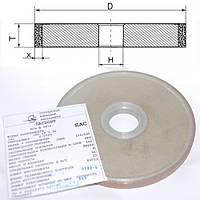 Круг шлифовальный алмазный прямой В2-01 (1А1) 80х10х3х20 125/100