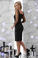 Платье GLEM Памела M Черный